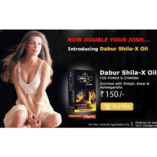 DABUR SHILA X OIL (BHARPOOR JOSH AUR SHAKTI)