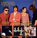 Adventures In Utopia/Deface The Music/Swing To The Right (3 Albums On 2 CDs)
