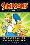 Simpsons Comics Kolossales Kompendium: Bd. 1