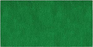 Outdoor Turf Rug - Green - 10' x 20' - Several Other Sizes to Choose From