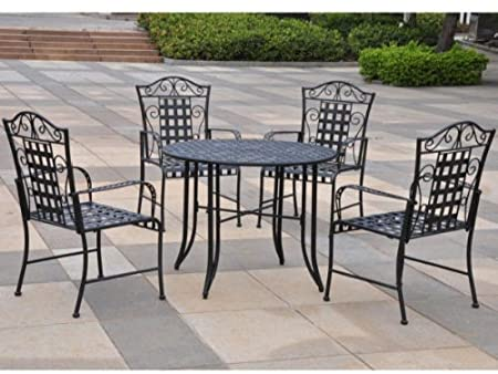 Wrought Iron Patio Sets on Sale
