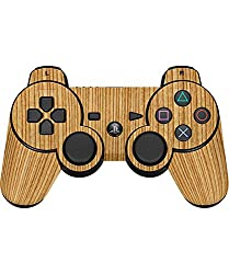 dbrand Bamboo Wood Mobile Skin for Sony Play Station 3 Controller