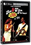 Ike & Tina Turner Live in '71 (DVD+CD)