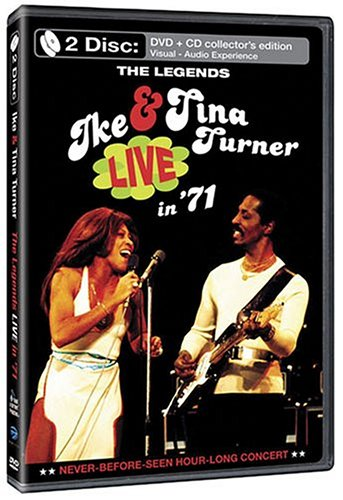 Ike & Tina Turner - The Legends Live in