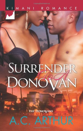 Image of Surrender to a Donovan (Harlequin Kimani Romance\The Donovans)