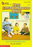 Jessi and the Bad Baby-Sitter (Baby-Sitters Club) (059047006X) by Martin, Ann M.