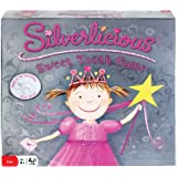 POOF-Slinky 0X2497 Ideal Silverlicious Sweet Tooth Board Game Featuring Pinkalicious
