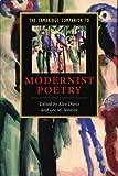 The Cambridge Companion to Modernist Poetry (Cambridge Companions to Literature)