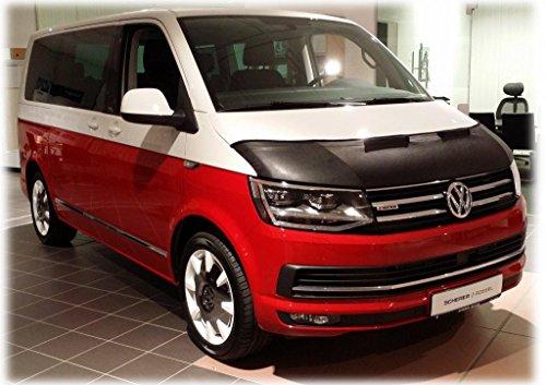 AB-00507-Volkswagen-VW-T6-Multivan-Transporter-CARAVELLE-BRA-DE-CAPOT-PROTEGE-CAPOT-Tuning-Bonnet-Bra
