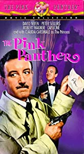 The Pink Panther [VHS]