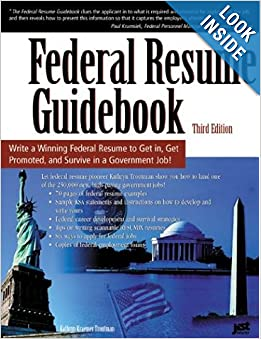 Professional resume writing services for government jobs