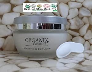 Organix Cosmetix Organic Moisturizing Day Cream