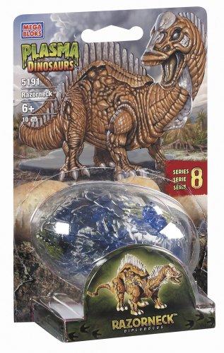 Mega Bloks Plasma Dinosaurs 5191 Razorneck - 1