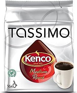 Tassimo T-Discs Kenco Medium Roast  (16 T-Discs)