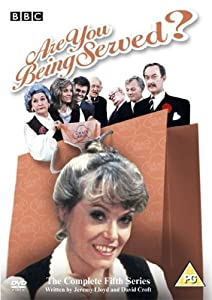 Are You Being Served? - Series 5 [UK Import]