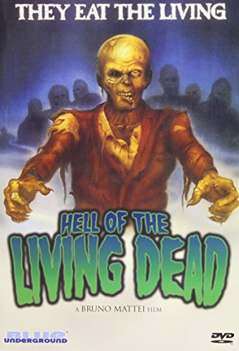 <ヘル・オブ・ザ・リビングデッド(1980)> Hell of the Living Dead [北米版 DVD リージョン1]