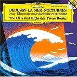 """La Mer / Jeux / Nocturne u.a.von """"Pierre Boulez"""""""