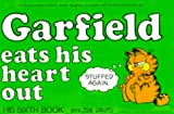 Garfield Eats His Heart Out (Garfield (Numbered Tb)) (0881033448) by Davis, Jim