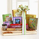 Easter Gourmet! Delicious Tea and Cookies Gift Set