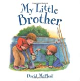 My Little Brother (0152049002) by McPhail, David