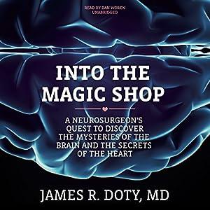 Into the Magic Shop Audiobook
