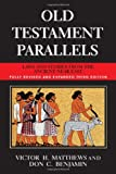 img - for Old Testament Parallels (New Revised and Expanded Third Edition): Laws and Stories from the Ancient Near East book / textbook / text book