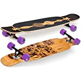 Loaded Bhangra Flex 2 Complete Longboard Skateboard W/ Paris Trucks, Orangatang Stimulus Wheels