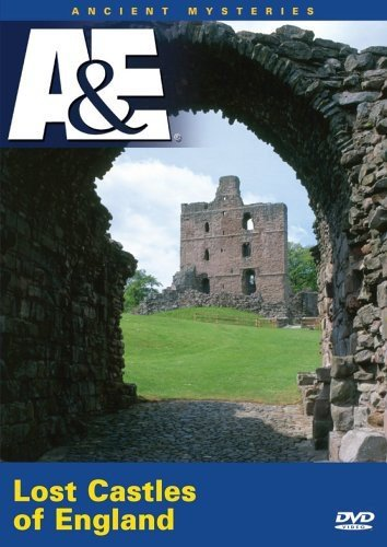 DVD : Ancient Mysteries: Lost Castles Of England