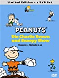 Die Peanuts Vol. 03 & 04 - Die Charlie Brown & Snoopy Show -  Season 2, Episoden 1-10 (Limited Edition, 2 DVDs)