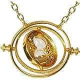 FLORAY Harry Potter inspiré réplique collier - Retourneur De Temps Hermione Granger