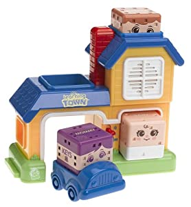 LeapFrog Learning Town Happy Home