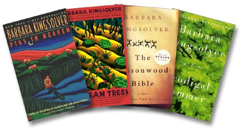 the character in the novel the bean trees by barbra kingsolver Barbara kingsolver: of arizona and had a science-writing career before publishing her first novel, 1988's the bean trees children as characters.