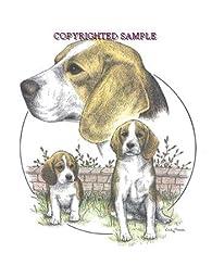 Beagle - Trio Image by Cindy Farmer