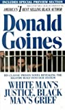 White Man's Justice (087067885X) by Goines, Donald