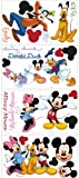 Disney Mickey & Friends Wall Decal Cutouts 18x40