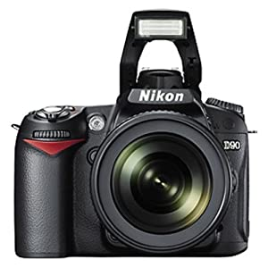 Nikon D90 DSLR Camera with 18-105MM Lens at Rs 44,199 - Amazon deal of Day