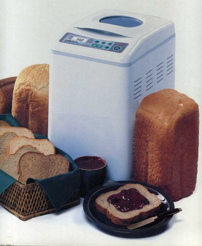 Black & Decker All-In-One Deluxe Automatic Breadmaker