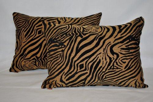 Zebra Print Accessories For Bedroom front-226386