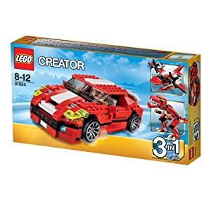 LEGO Creator 31024: Roaring Power