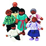 Small World Toys Ryan's Room Wooden Doll House - Family Affair (Hispanic-American Family) ~ Ryans Room