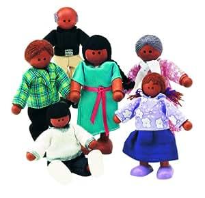 Amazon Com Small World Toys Ryan S Room Wooden Doll House