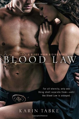 Image of Blood Law (Blood Moon Rising, Book 1)