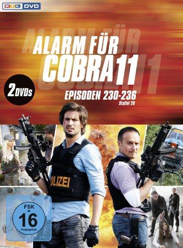 Alarm für Cobra 11 - Staffel 29 [2 DVDs]