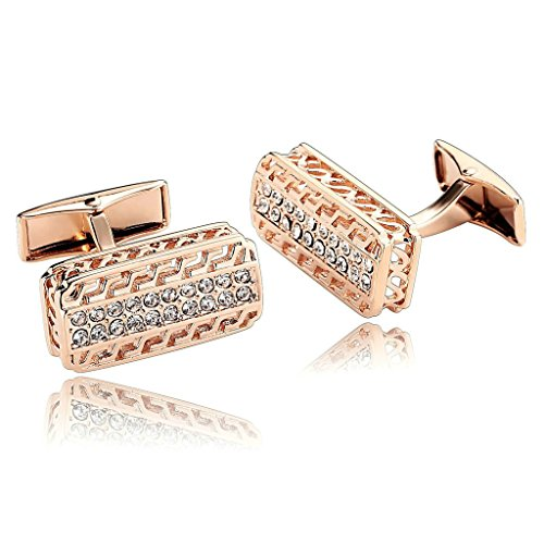 epinki-men-stainless-steel-rectangle-with-two-row-of-cubic-zirconia-rose-gold-cufflinks
