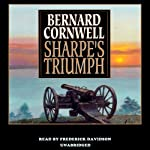 Sharpe's Triumph: Book II of the Sharpe Series (       UNABRIDGED) by Bernard Cornwell Narrated by Frederick Davidson