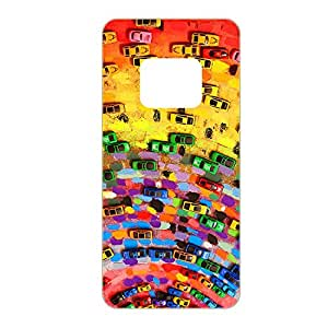 Vibhar printed case back cover for Samsung Galaxy Alpha ToyCarz