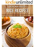 Top 50 Most Delicious Rice Recipes (Recipe Top 50's Book 80)