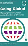 img - for Going Global (The Gower Hr Transformation Series) book / textbook / text book