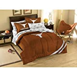 Northwest Ncaa Texas Longhorns Bedding Set Twin