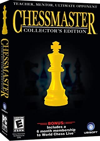 Chessmaster Collectors' Edition